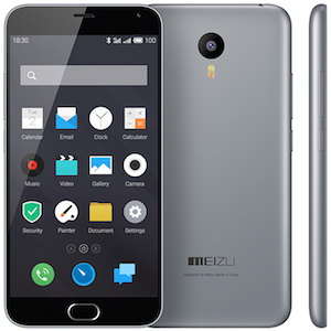 Meizu M2 Note phone