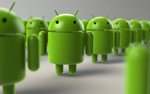 Androids are taking over the world ...